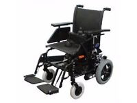 Electric wheelchair - Invacare Mirage 16in chair