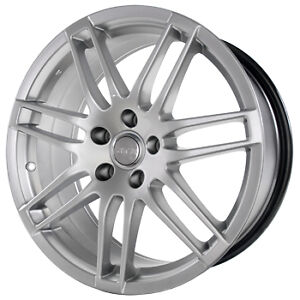 ROUES (MAGS) RTX INGOLSTADT ARGENT 16X7.0 5-112