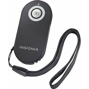 INSIGNIA Wireless Remote Shutter Control