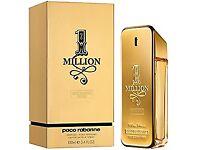 Paco robanne 1 million 200ml mens NEW