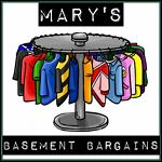 Mary's Basement Bargains