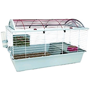 Living World Deluxe large Rabbit/Guinea Pig Cage