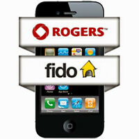 Rogers / Fido iPhone 4/4S/5/5C/5S/6/6+Factory unlock $65