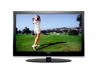 SAMSUNG 40 INCH LCD HD TV WITH BUILT IN FREEVIEW**can be delivererd**