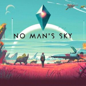 WANTED: No Man's Sky PS4