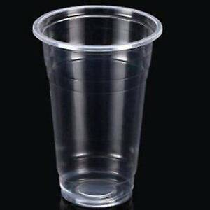 Disposable plastic cups PET 700ml