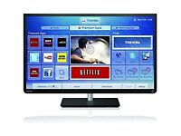 Toshiba 39L4353DB Smart WiFi Built In Full HD 1080p LED TV With Freeview HD