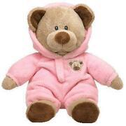 Ty PJ Bear Pink