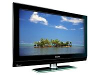 """Philips 32"""" Widescreen HD LCD TV With Remote & Built-In Freeview"""