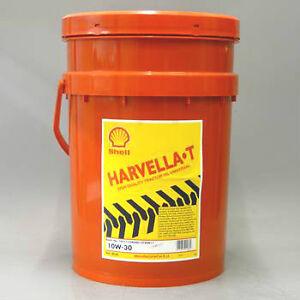 Shell Super Tractor Oil Universal Harvella T 10w 30 20