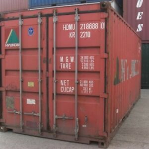 the Best Delivered Prices on Storage and Shipping Containers!!! Sarnia Sarnia Area image 1