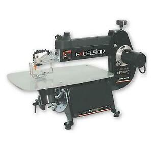 16 professional scroll saw - Excelsior XL-16