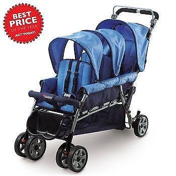 Triple Stroller Ebay