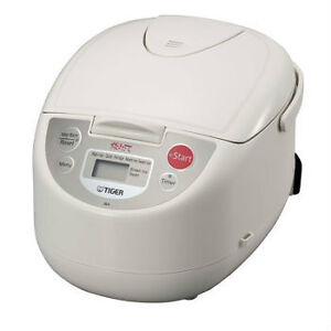 Tiger Microcomputer Controlled Rice Cooker/Warmer 1.3 L (5.5 Cup