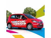 IntoTheBlue Experience Gifts & Memories -for example, Young Driver Lessons in Berkshire