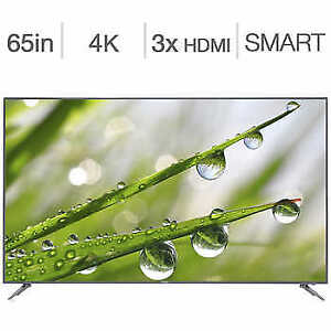 ✅ Haier 65UG6550G 65-po Chromecast 4K LED TV WOW