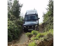 IntoTheBlue Experience Gifts & Memories -for example, Off Roading in Berkshire