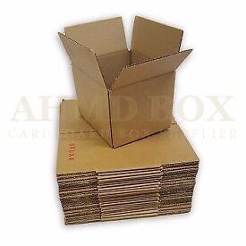 6 x 5 x 4″ Single Wall Cardboard Box