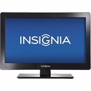 """Insignia 19"""" 720p led tv without stand - Mint Condition"""