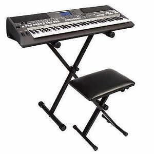 Clavier arrangeur professionnel Yamaha PSR-S670