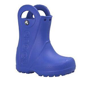Crocs Bottes de pluie (grandeur 8)