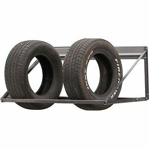 Wall-mount Tire Storage