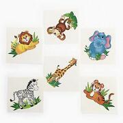 Animal Temporary Tattoos