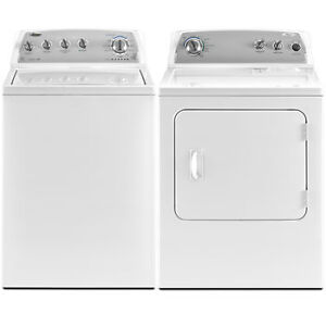 Whirlpool Washer/Dryer.$.455/=With Deliver.Install..416 473 1859