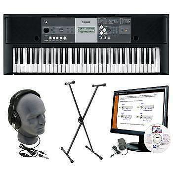 Yamaha ypt 230 electronic keyboards ebay for Yamaha dgx 230 manual