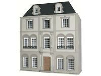 Collectors French Regency Dolls House Kit
