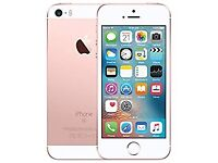 Iphone SE rose gold 16gb EE