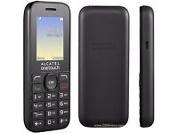 ALCATEL 1016 MOBILE PHONE UNLOCKED TO ALL NETWORKS [NOT 3 ] BRAND NEW