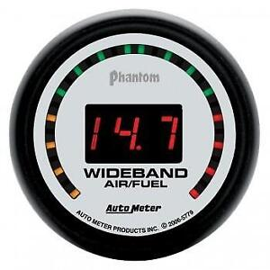 Auto Meter Wideband AFR UEGO O2 Sensor Gauge Snowmobile Mustang Corvette Camaro Challenger Charger WRX Car Truck