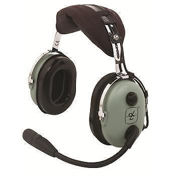 David Clark H10-13S (New) Passive Stereo Headset