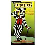 Beetlejuice VHS
