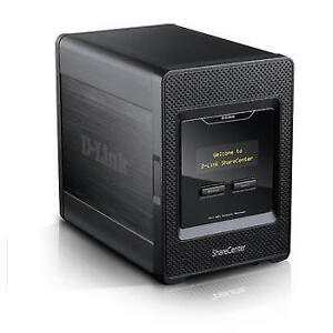 D-Link (DNS-345) NAS (12TB) - *4-Bay Network Storage*