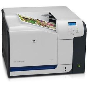 HP Printer Color Laserjet CP3525DN (CC470)