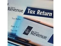 Personal tax return/ self employed accounts