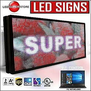 2ft x 4ft full outdoor waterproof LED display full color p10