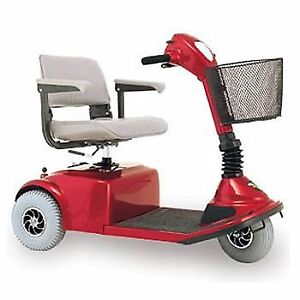 Pride Victory 3 Wheel Mobility Scooter