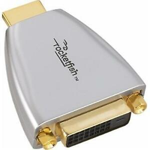 Rocketfish RF-G1173-C DVI-D to HDMI Adapter (Open Box)