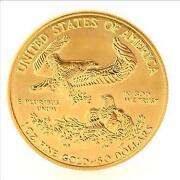 $50 Gold Eagle