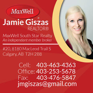 Recommended REALTOR®! Calgary & Surrounding Areas!