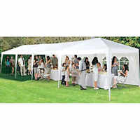 10 ft x 40 ft Wedding or Party Tent Rental