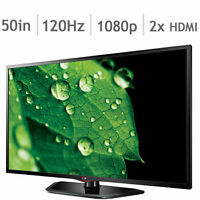 LG 50″ LED TV 50LN5310 FULL HD 1080P 120HZ TVCENTER.CA CLEARANCE
