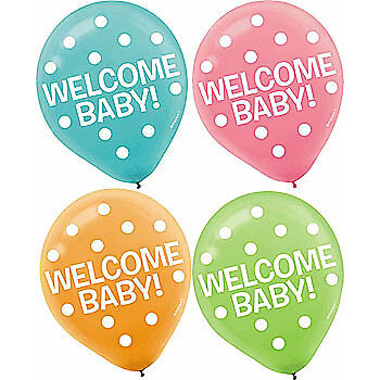 Fisher Price Baby Latex Balloons 15 (Balloons Price)