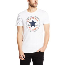 Details about Converse All Star Short Sleeve T-Shirt for Men's !!