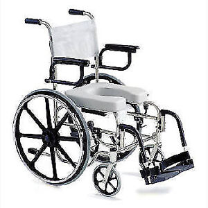 Shower Commode Chair / now $350.00 OBO