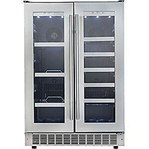 LIQUIDATION SALE ON BUILT-IN WINE FRIDGE / WINE COOLER!-CAN'T BEAT THIS DEAL!