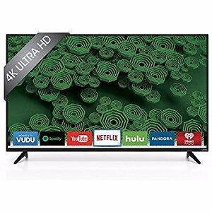 """VIZIO 55"""" SMART 4K Ultra HD LED TV With 1 Year Warranty. OpenBox Macleod Sale! (FINANCING AVAILABLE 0% Interest)"""